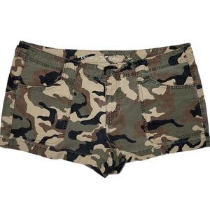Arizona Jean Co. Juniors Sz 13 Camo Shorts